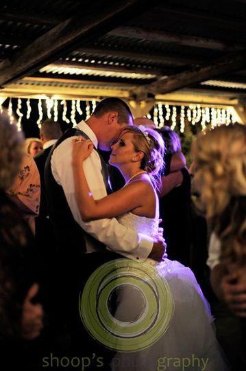 Wilson Vineyard Wedding First Dance