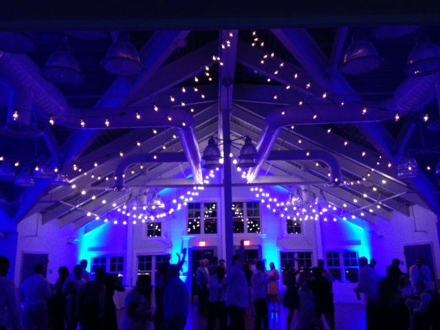 Lighting in a Boathouse