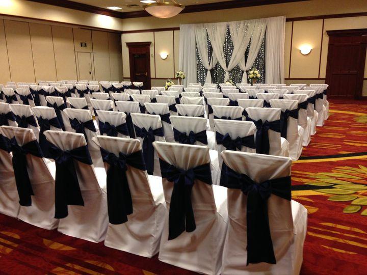 Formal Hotel Ceremony