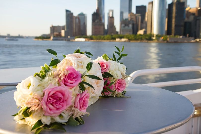 Bouquets on the Hudson