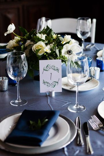 Short Centerpieces