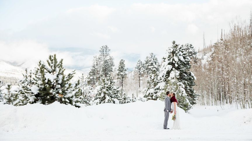 Vallecito Winter Wedding