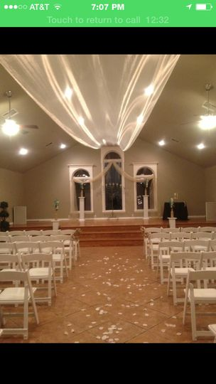Arrow Springs Wedding Chapel Events Venue Broken Arrow Ok