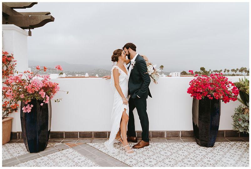 Hotel californian wedding