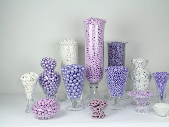 Tmx 1367357475121 Lavender Candy Bar Jamaica wedding favor