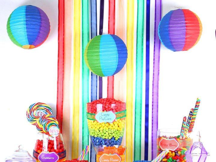 Tmx 1370461151721 Rainbow Buffet Darker Jamaica wedding favor