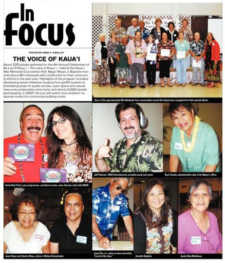 A good time for Kauai!!