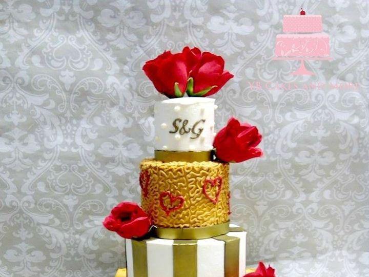 Tmx 1467613835958 12814401102076937152937038072473204429629697n Fort Worth wedding cake