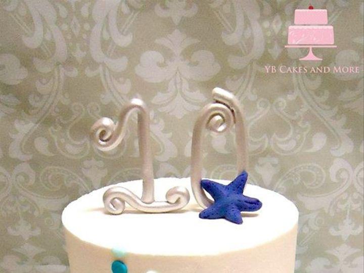 Tmx 1467614917583 Mermaid Cake Fort Worth wedding cake