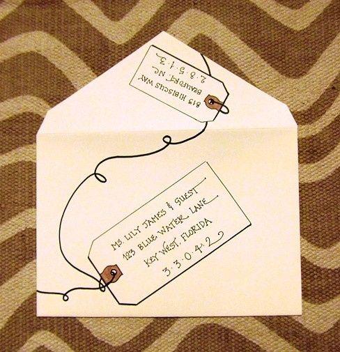 tag envelop