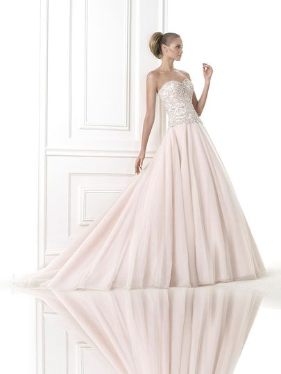 Bolera from the Crystal Collection by Pronovias