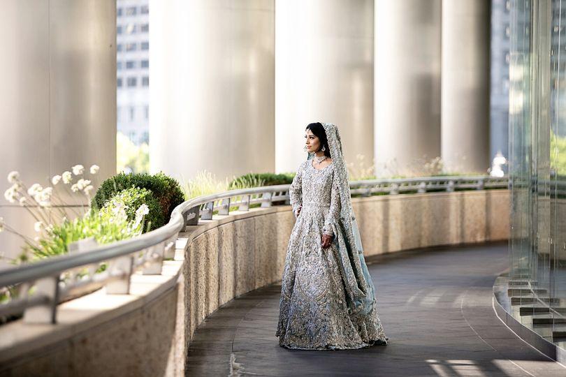Stunning bride - Daniela Cardili Photography