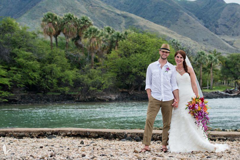 A Dream Wedding: Maui Style