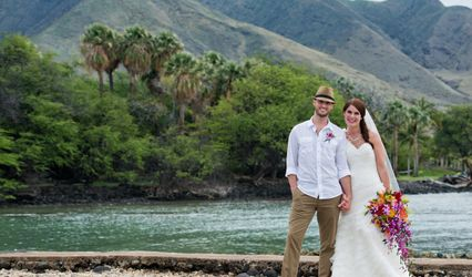 A Dream Wedding: Maui Style