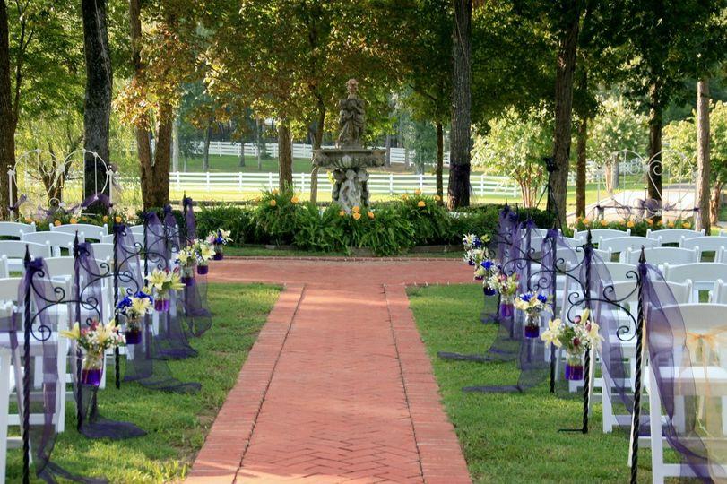 Antebellum Weddings At Oak Island, Wedding Ceremony