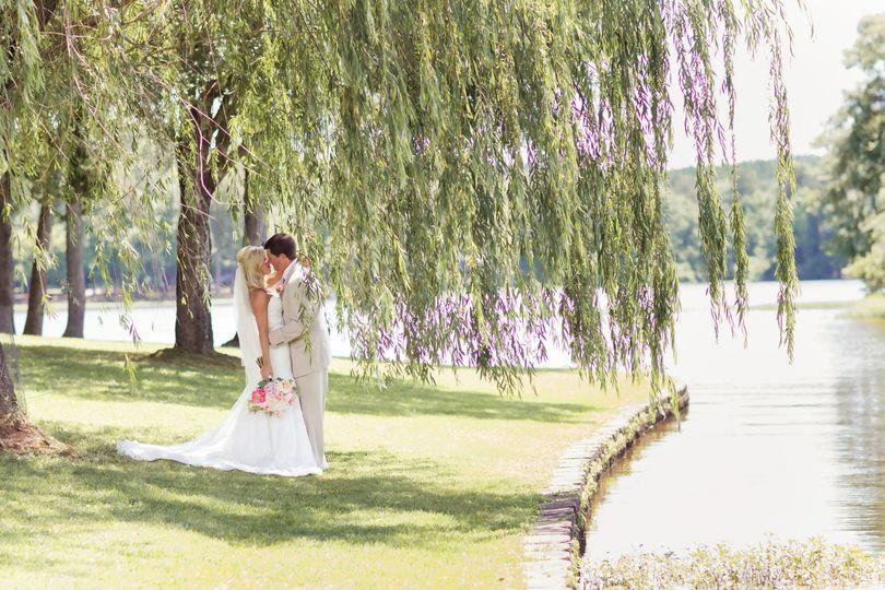 Antebellum Weddings at Oak Island