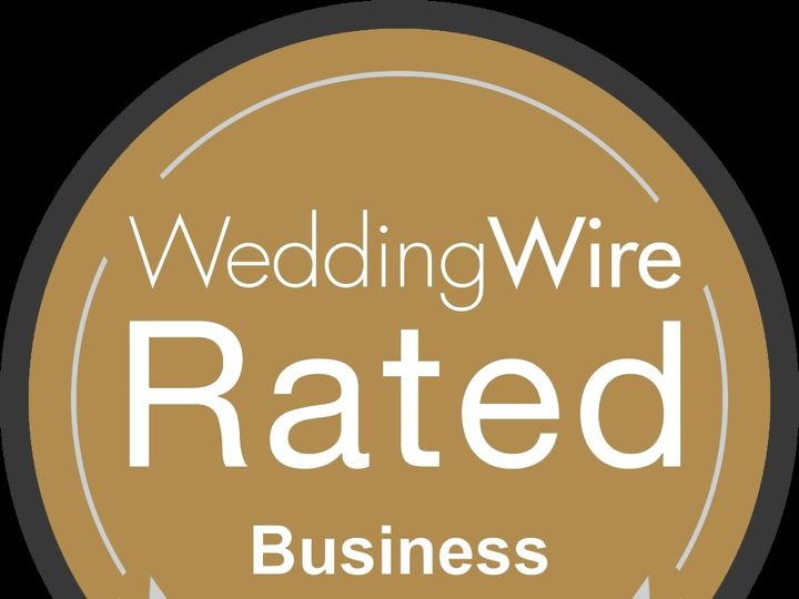 Tmx Wedding Wire Rated Badge 51 387068 157607500329027 Cleveland, OH wedding dj