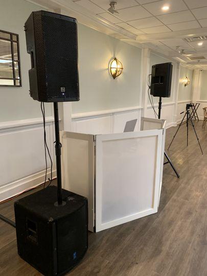 Basic DJ Set up