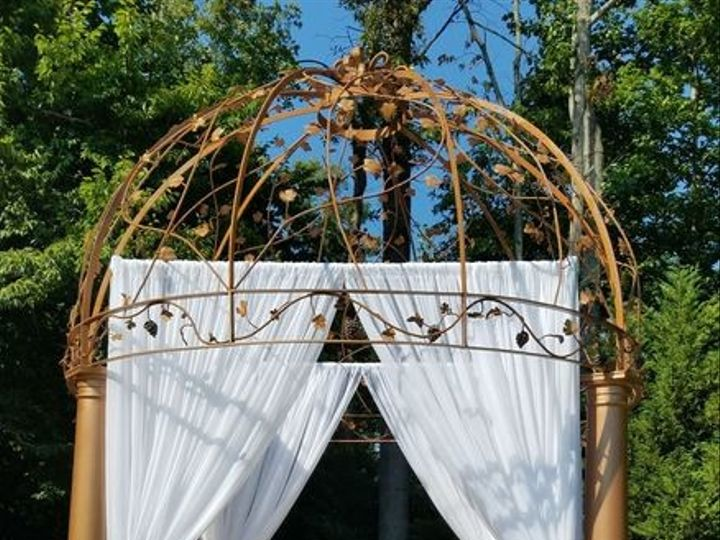 Tmx 1493435623884 White Chuppah Woodbridge, District Of Columbia wedding rental