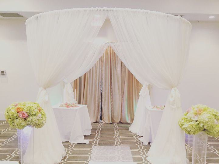 Tmx 1505654157960 Chuppah Ceremony Canopy Woodbridge, District Of Columbia wedding rental