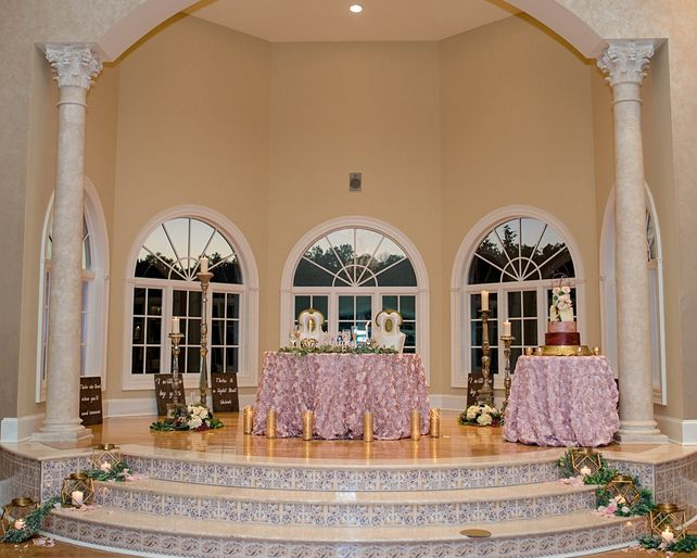 Tmx Blush Rosette Bridal Table 51 30168 157947532789390 Woodbridge, District Of Columbia wedding rental