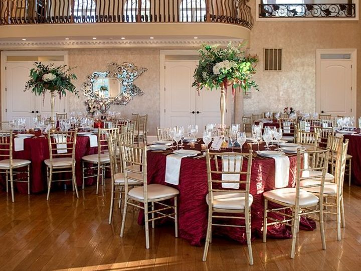 Tmx Burgundy Crinkle Tablecloth Reception 51 30168 157947262046060 Woodbridge, District Of Columbia wedding rental