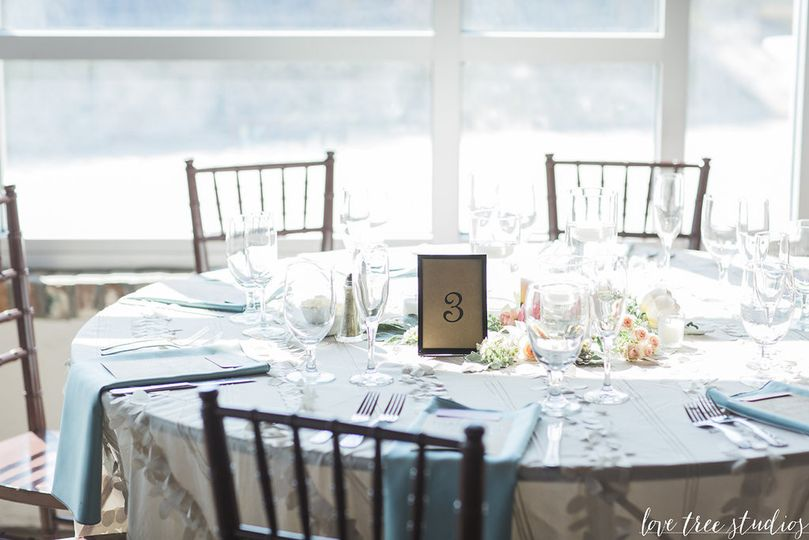 Design by Megan Masser Events Photography by Love Tree Studios Florals by Brunswick Town Florist