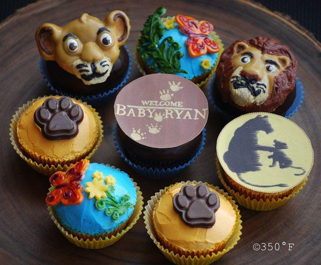 lionkingcupcakes