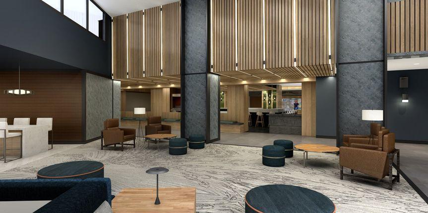 2019 New Hotel Lobby