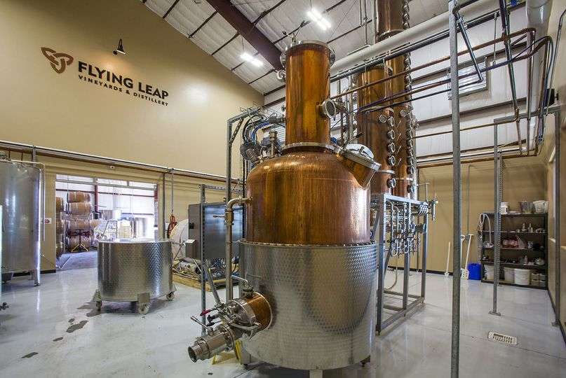 Our stills are works of art. Built in Germany by Carl GmbH, the venue is impeccably maintained and...