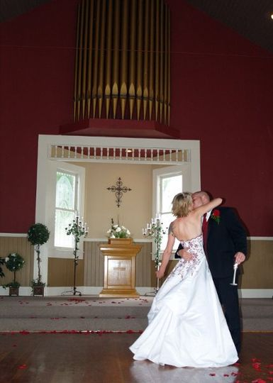 This is the Bell Tower Chapel in Boring Oregon. preferred venue of Beverly Mason, wedding officiant...