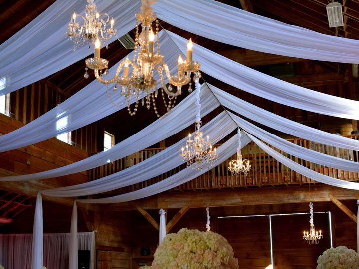 Tmx 1403675963350 Centennial Farm Costa Mesa Ceiling Draping Chandel Anaheim, CA wedding eventproduction