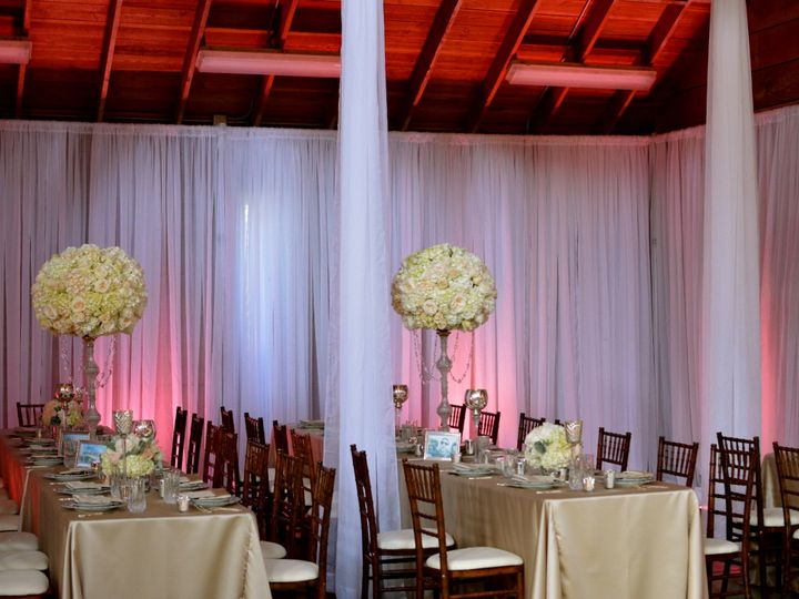 Tmx 1403675979689 Centennial Farm Costa Mesa Ceiling Draping Chandel Anaheim, CA wedding eventproduction