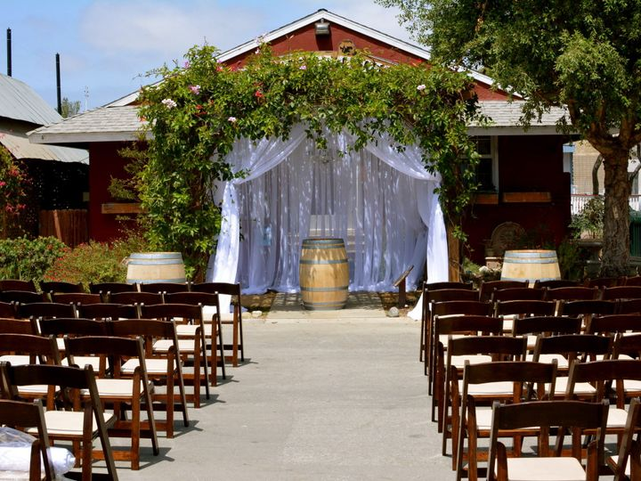 Tmx 1403676050787 Centennial Farm Costa Mesa Draping Ceremony Anaheim, CA wedding eventproduction