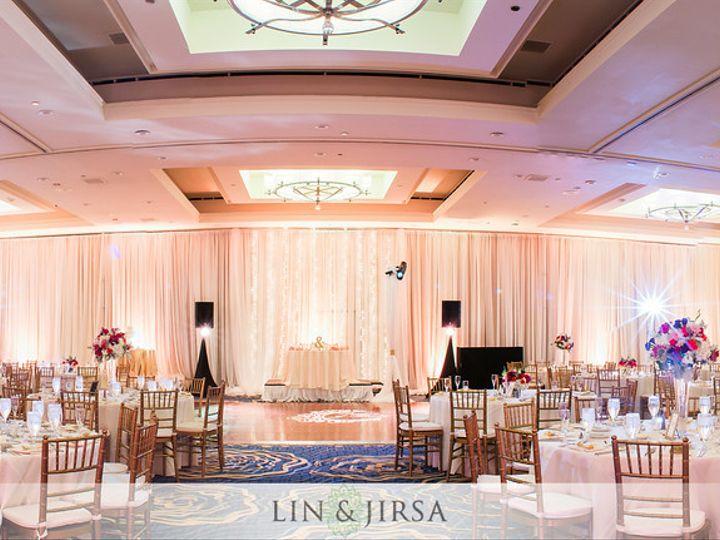 Tmx 1452128401736 Laguna Cliff Marriott Lighting  Draping Anaheim, CA wedding eventproduction
