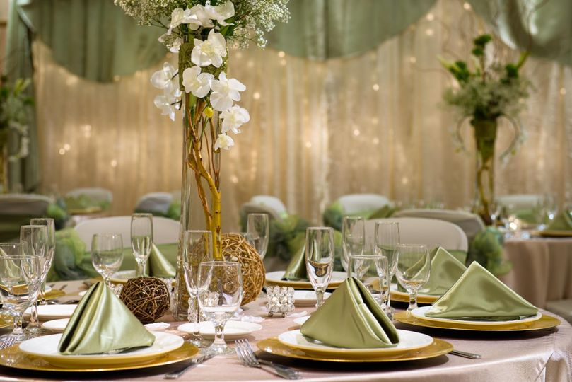Custom table settings based on your preferences!