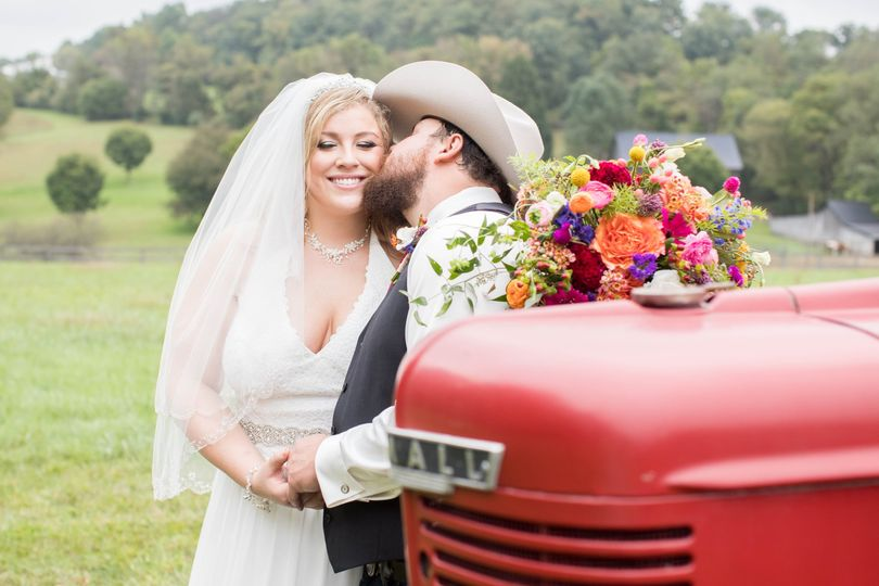 Rustic Freeland Wedding