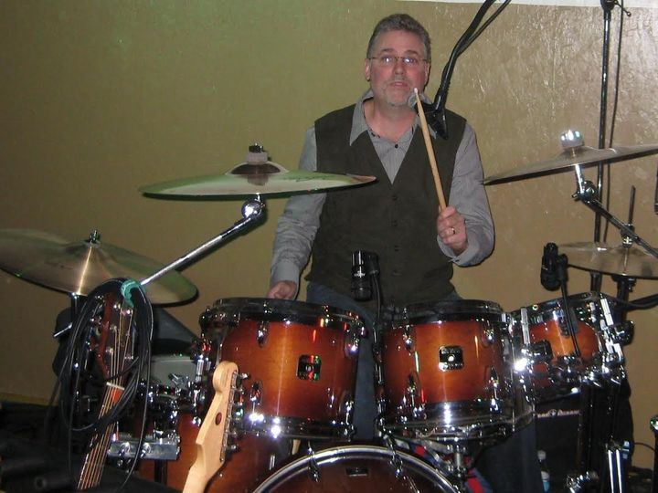Tmx 1415117106978 Mike Drumming In Vest Lake Oswego wedding band