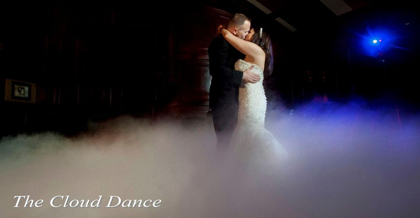 The 'Cloud' Dance