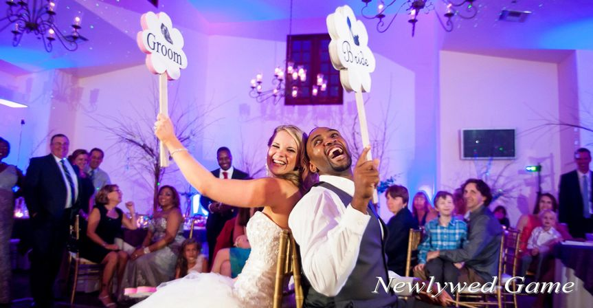 The Newlywed Game!