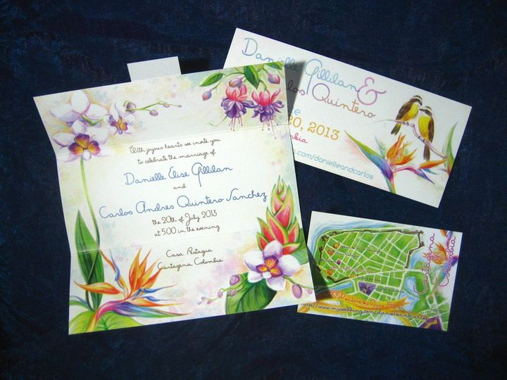 Tmx 1418399649611 Img4532 Huntsville, AL wedding invitation
