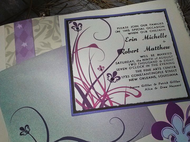 Tmx 1418399914005 Img20140410115209 Huntsville, AL wedding invitation
