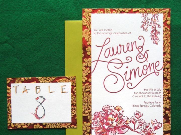 Tmx 1439908468318 Img4997 Huntsville, AL wedding invitation