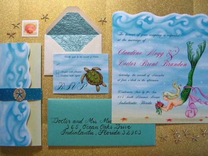 Tmx 1447777291831 Img5107crop Huntsville, AL wedding invitation
