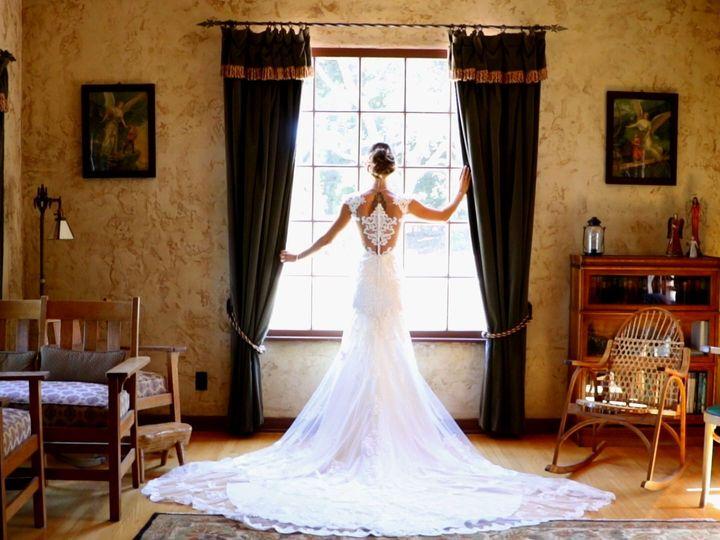 Tmx 1529006371 F09fb8cd898ba814 1529006369 928360981268dfb1 1529006351719 17 Dress Back Atascadero wedding videography