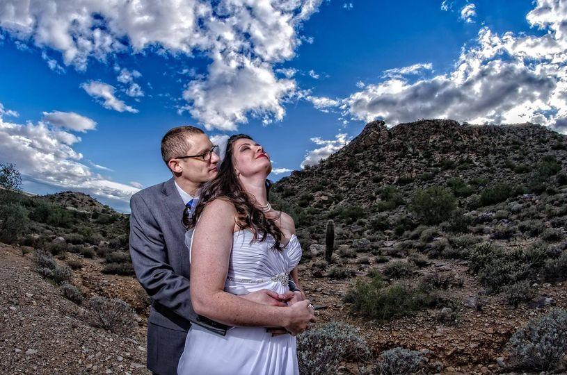 Arizona Wedding - Photographer