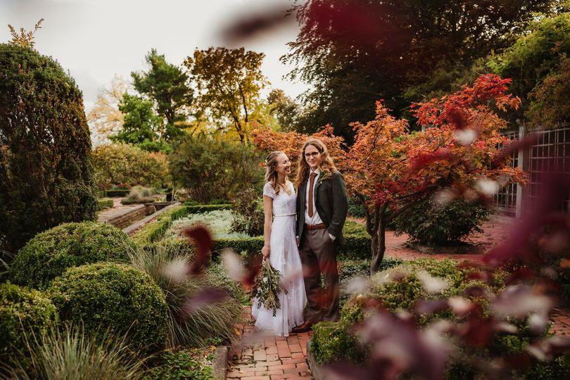Stunning Avon wedding