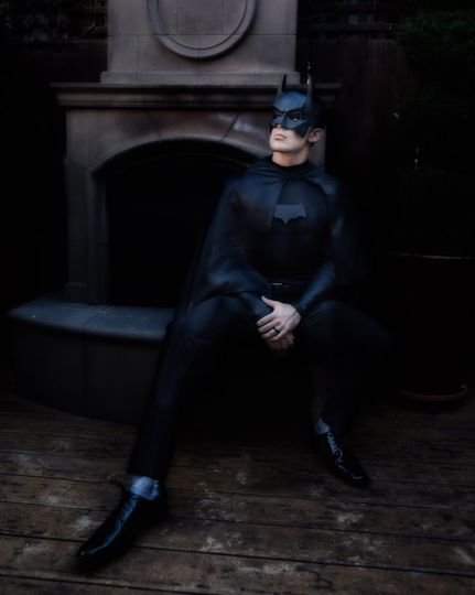 Batman ready for first look
