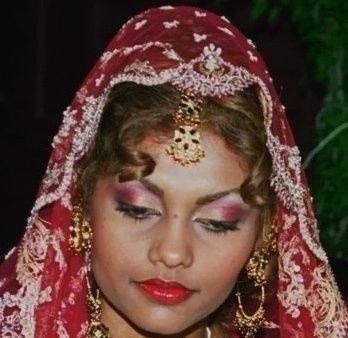 Lovely South Indian bride