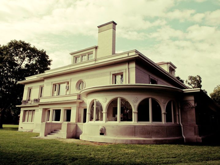 Outlook of Historic Pleasant Home